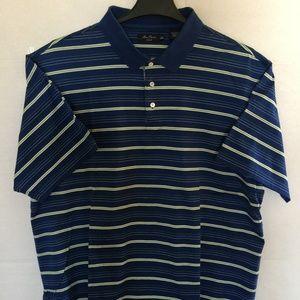 Mens Alan Flusser Golf Polo Shirt Size XXL